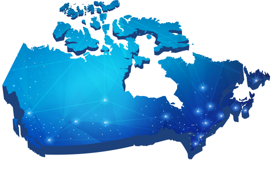 Bell Canada Fiber Network Map Business InterSolutions | Medium and Large Business | Bell Canada