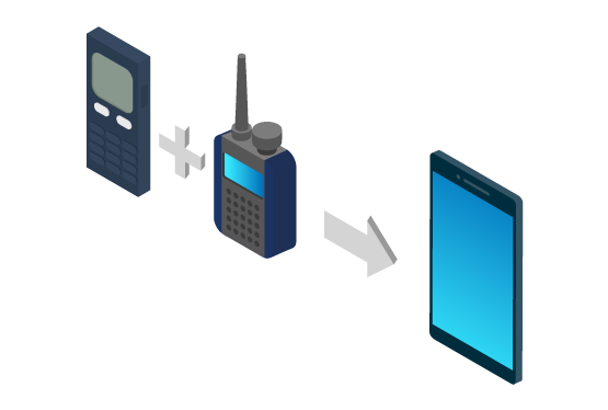 Consolidated devices