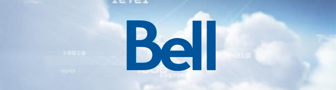 Bell Cloud Compute video image text