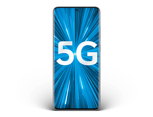 Bell's 5G network is here.