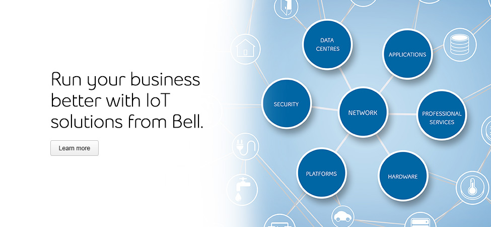 IOT solutions from Bell