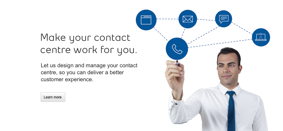 Make your contact centre work for you