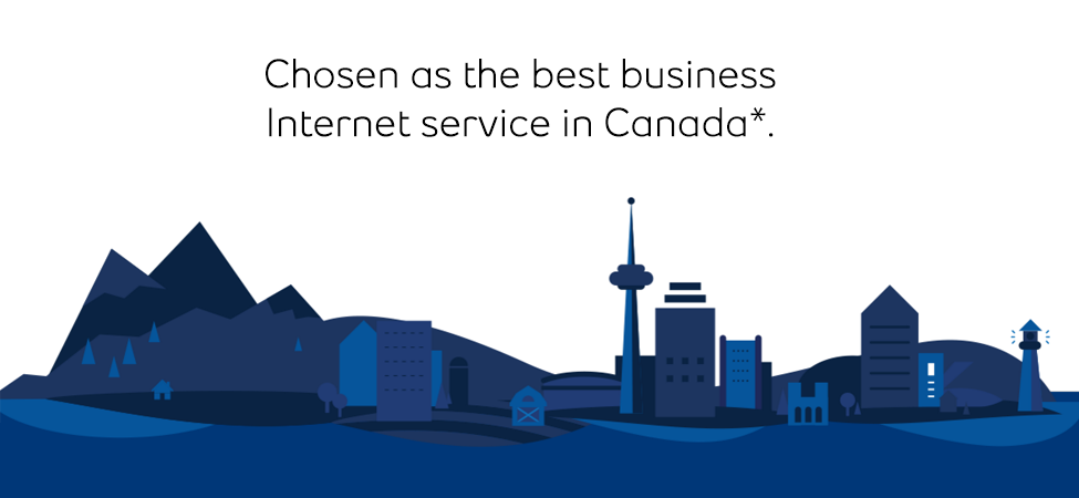 The best wi-fi for your business.
