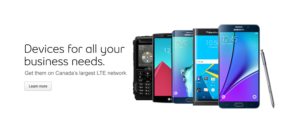Devices for all your business needs.