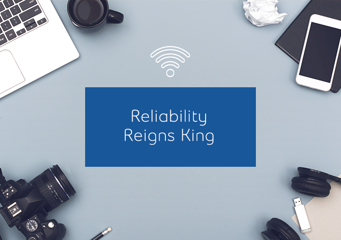 Reliability Reigns King (Reliability impact on small business)