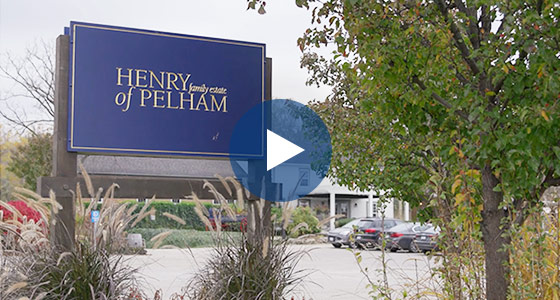 Bell LTE-M IoT Pilot:Henry of Pelham Family Estate Winery