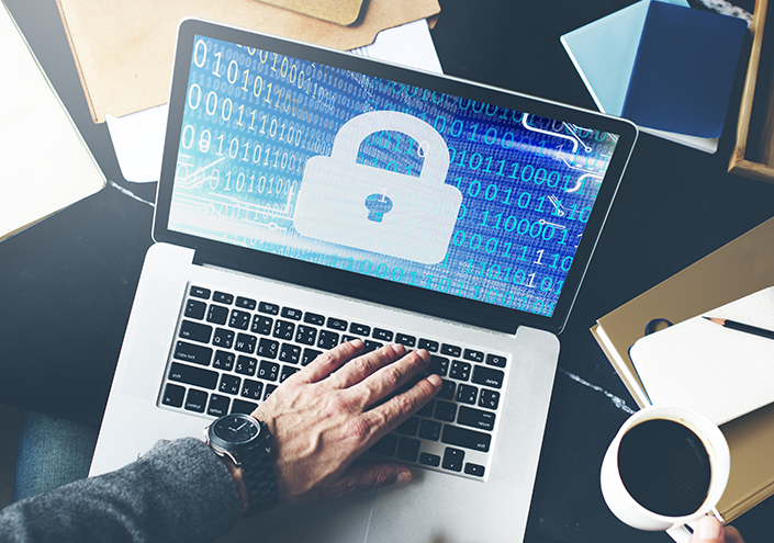 How small businesses can protect their business data