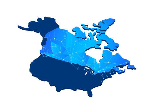 Reach farther with Canada's largest fibre optic network