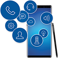 Communications solutions for business