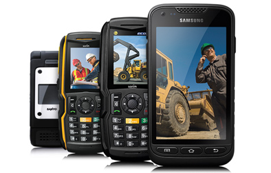 Full suite of rugged devices