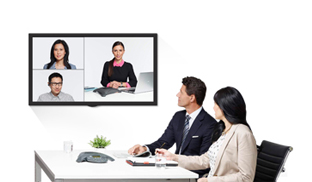 Multi-party video conferencing