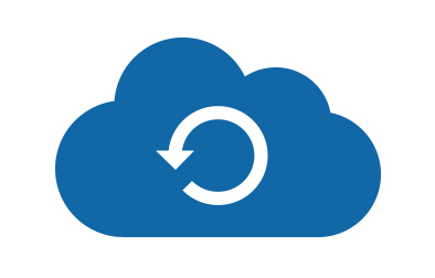 Cloud Backup option