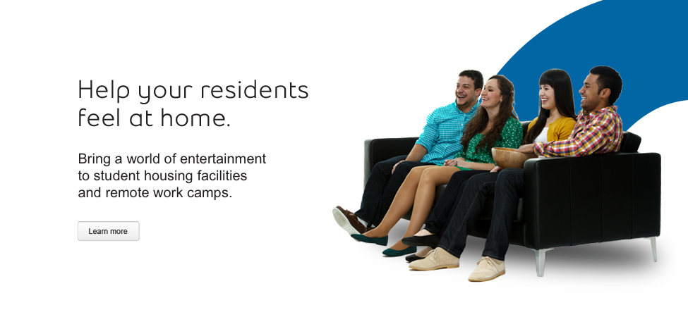 Student housing and work camps