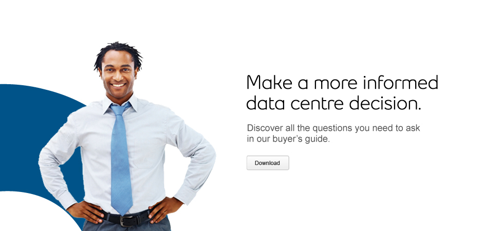Data centre buyer's guide