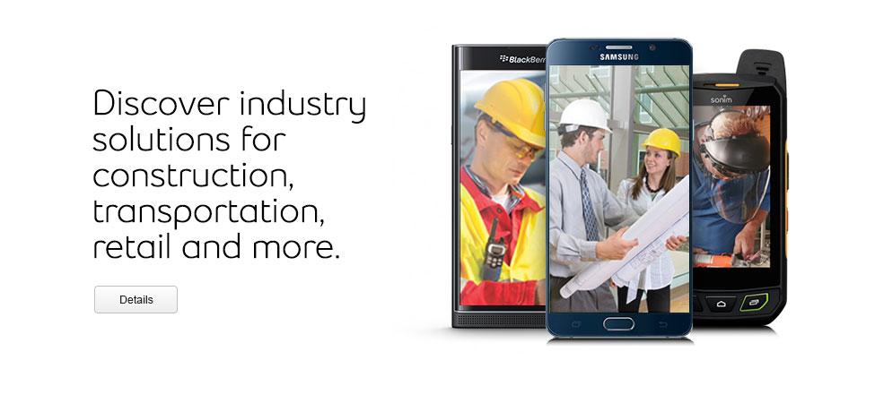 Discover industry solutions for construction