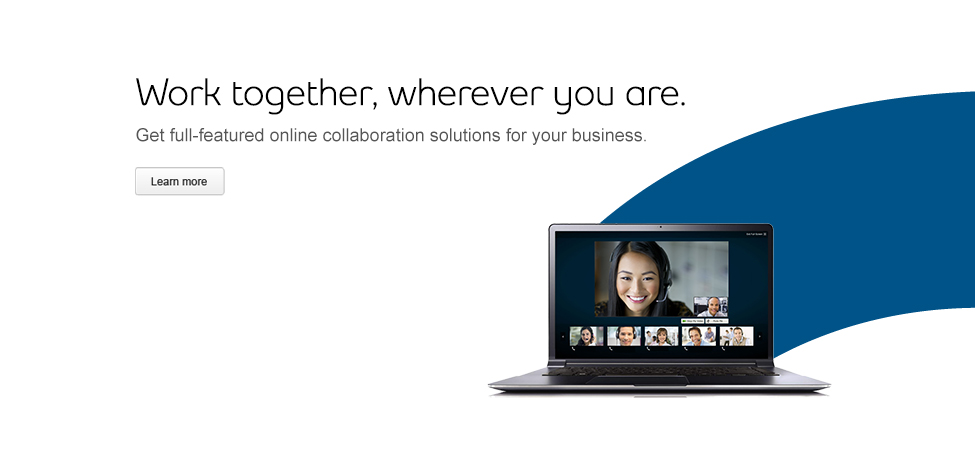 Full-featured online collaboration solutions for your business