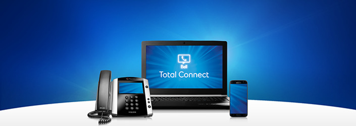 Advanced Phone System Bell Total Connect for Small Business